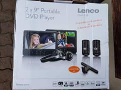 17579 Portabler DVD/CD-Player fürs Auto