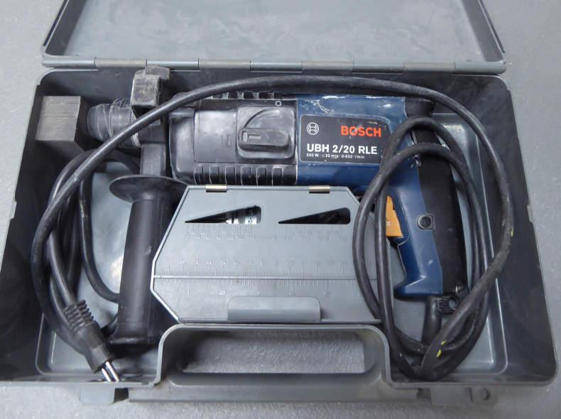17608 Bohrhammer Bosch 500W