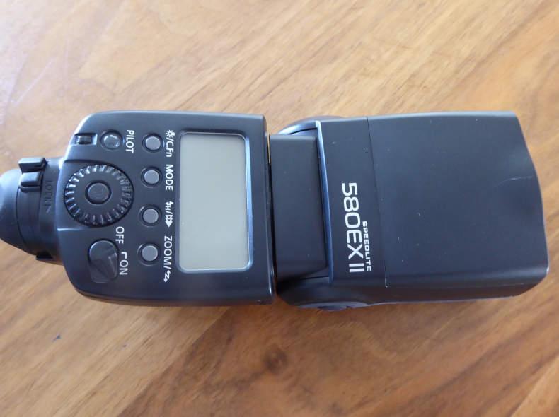 17620 Blitzgerät Canon Speedlite 580ex II