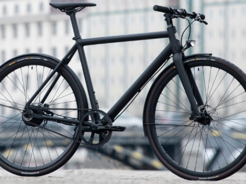 17629 E-Bike Ampler Reichweite 50-70km