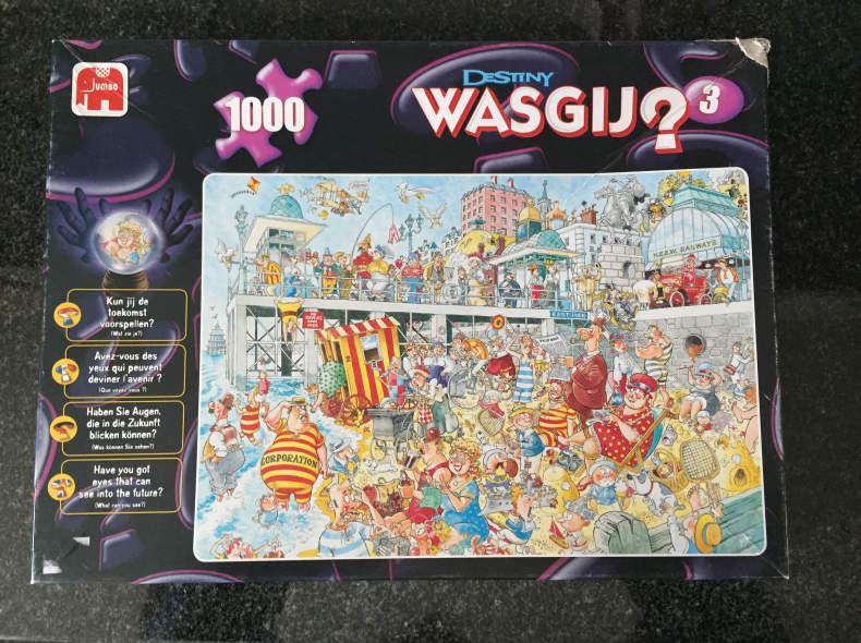 17667 Puzzle Wasgij Destiny Nr. 3 - 1000