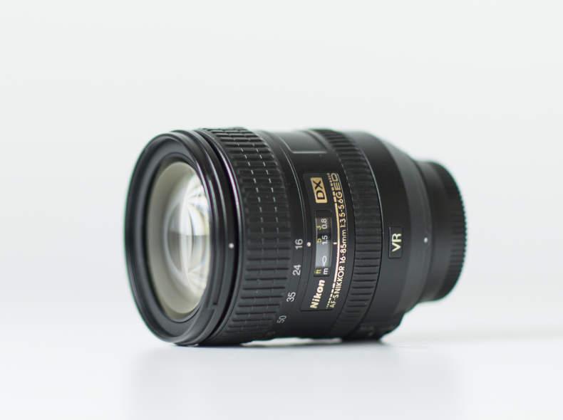 17809 Nikon AF-S NIKKOR 16-85mm 1:3.5-5.6