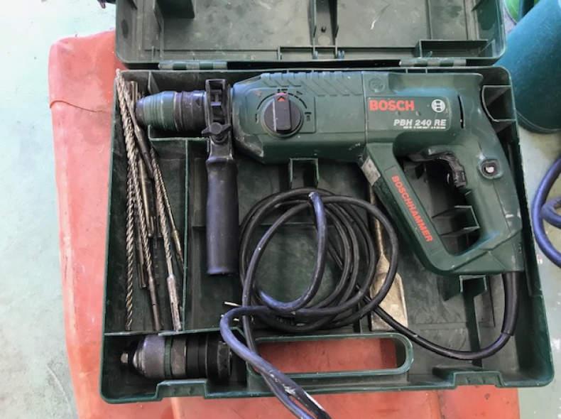 17821 Bohrhammer Bosch