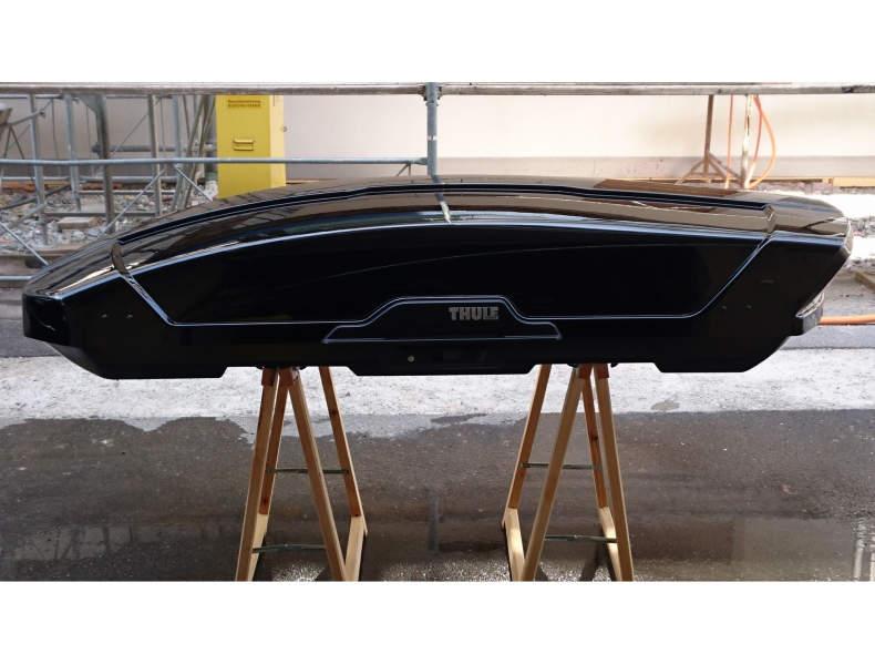 17864 Dachbox Thule / Belastbar bis 75Kg