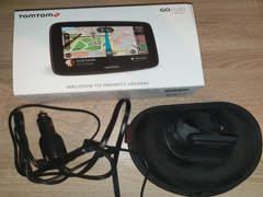 17877 GPS Navi TOMTOM Go 520 Weltweit
