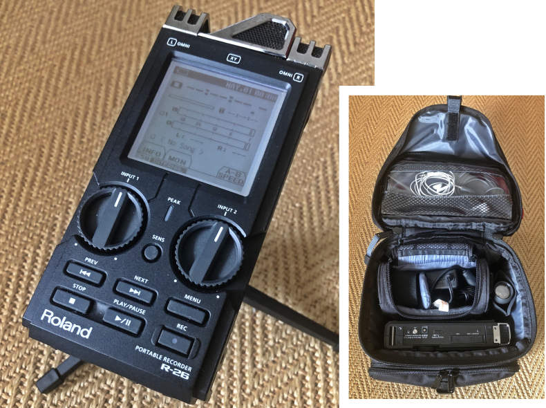 18121 Digitalrecorder / Aufnahmegerät