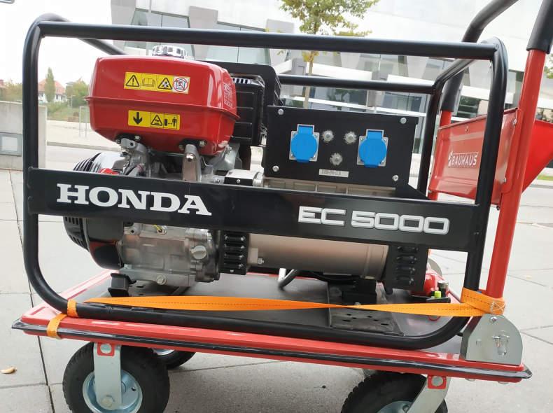 18127 Stromgenerator Honda EC5000