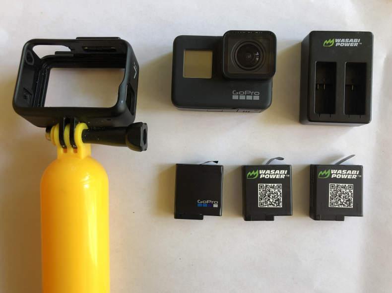 18148 GoPro Hero 7 Black - Action Cam