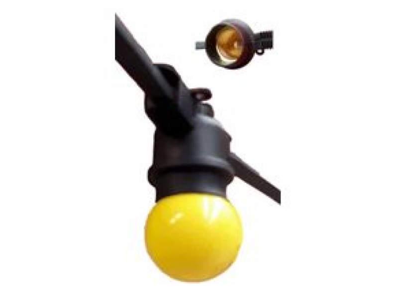 18153 Lichterkette mit Glühbirnen 10m1