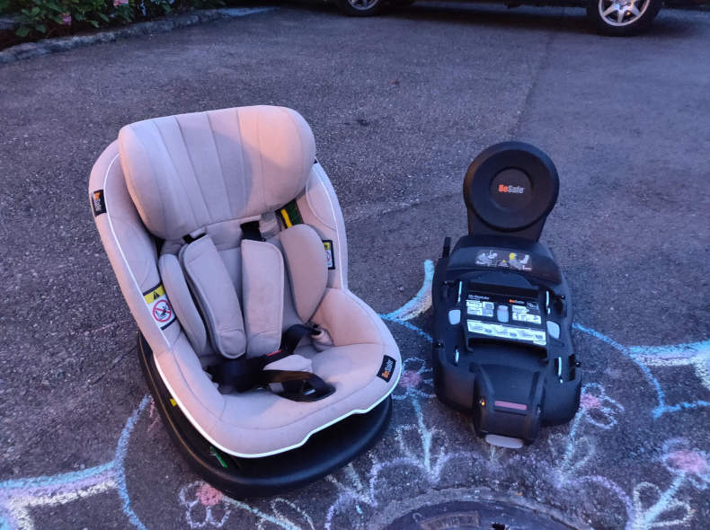 18260 Kindersitz Besafe Reboarder