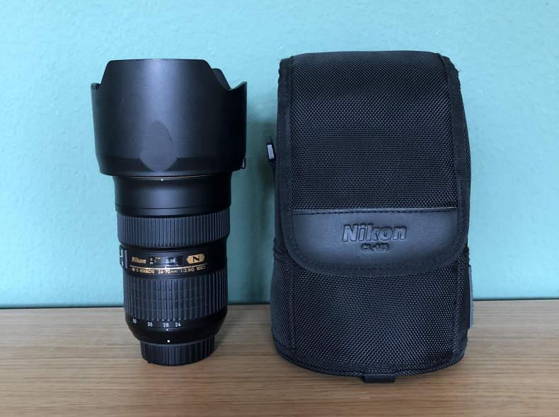 18324 Nikon 24-70, 2.8