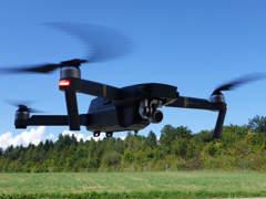 18332 DJI Mavic Pro Drohne für Foto&Film