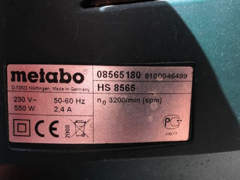 18333 Metabo Heckenschere HS8565 Profi