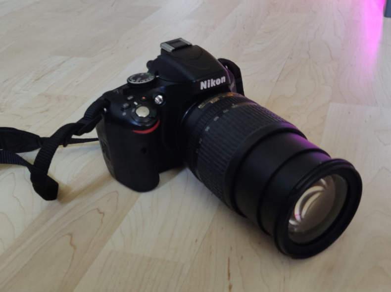 18335 Nikon d5100 Kamera Fotoapparat