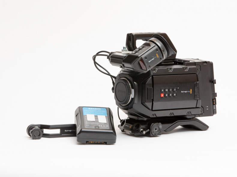 18380 Blackmagic Ursa Mini 4.6K EF