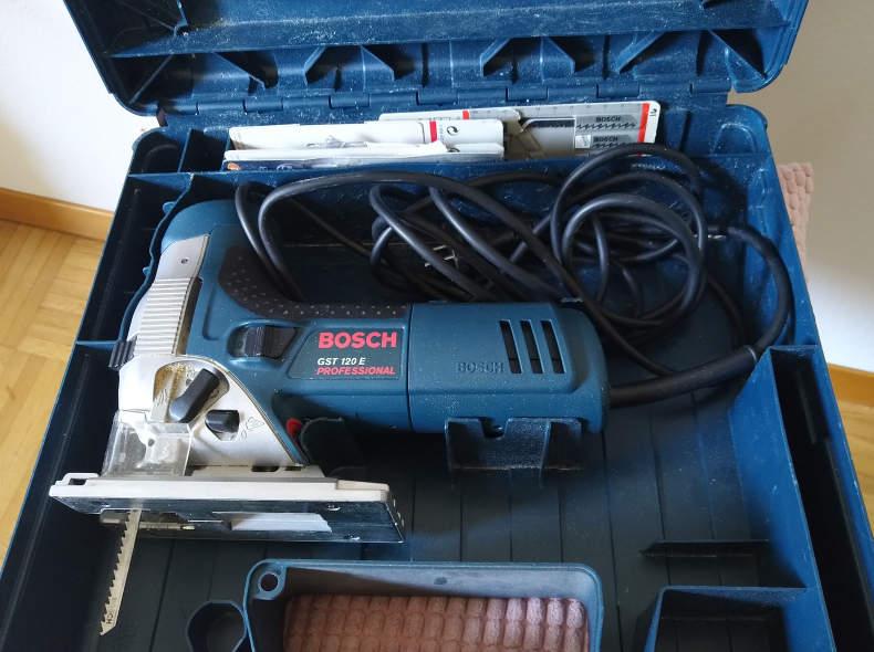 18398 Bosch GST 120 E Stichsäge (Jigsaw)