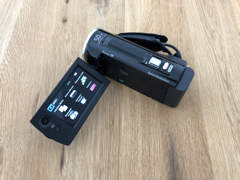 18495 Sony Videokamera - Camcorder