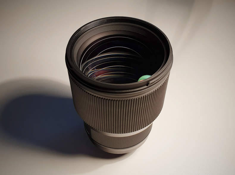 18540 SIGMA 85mm / f 1.4 DG HSM Art