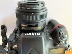 18541 Nikon D 800 / 36 MP