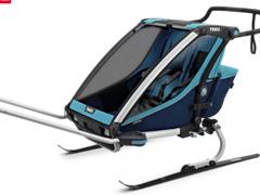 18553 Thule Skiset zu allen Chariot Ski