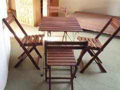 18579 Camping Tisch-Stuhlset