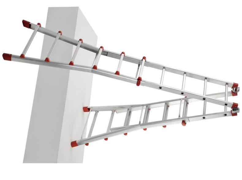 18695 Grosse Multifunktions Leiter