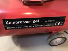 18708 Kompressor 24L