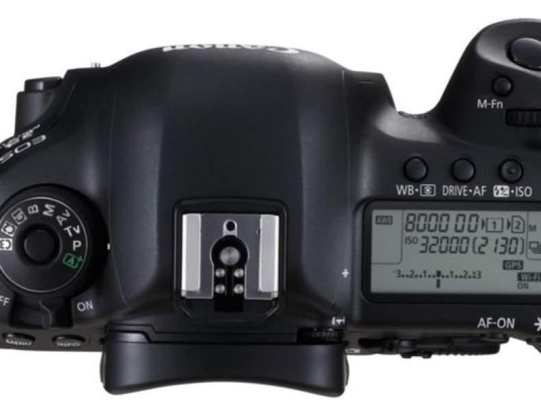 18822 Canon EOS 5D Mark IV