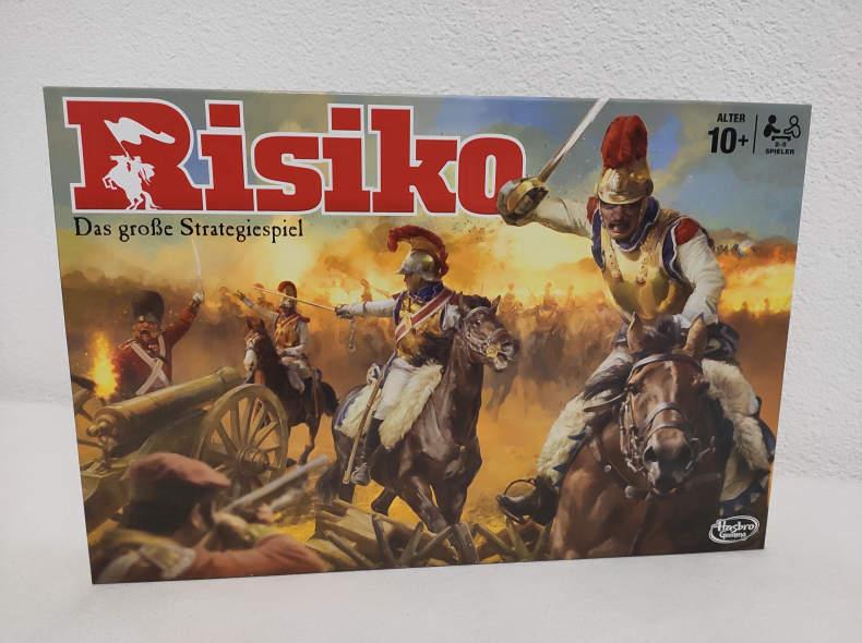 19055 Brettspiel Risiko