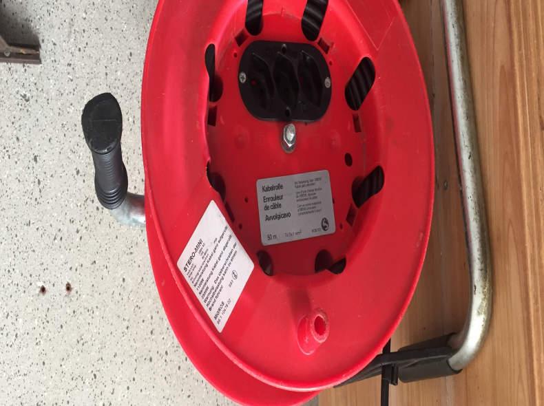 19072 50Meter Kabelrolle
