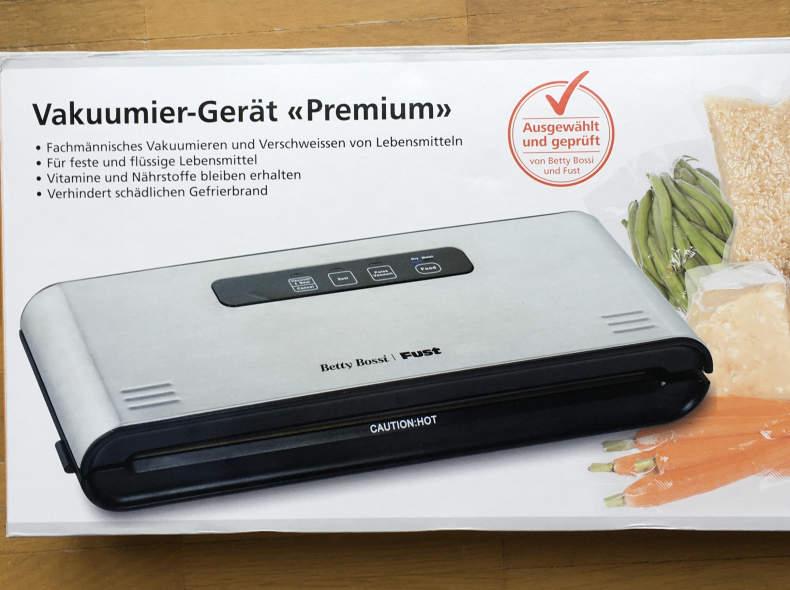 """16389 Vakuumiergerät """"Premium"""""""