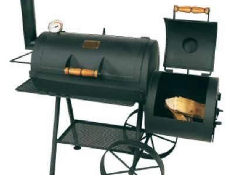 19084 Smoker - Texas Ranger L