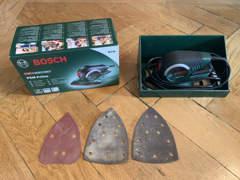 19141 Schleifmaschine Bosch PSM Primo