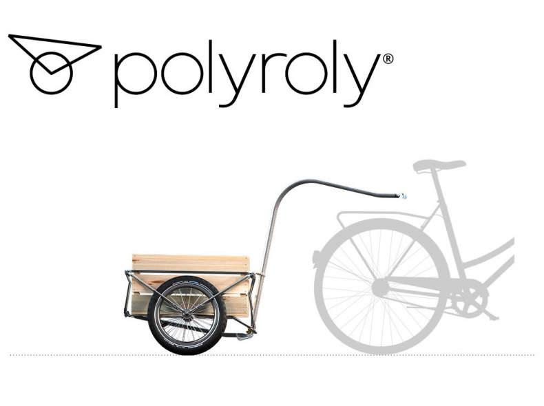 19333 Veloanhänger - polyroly CLASSIC