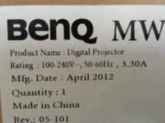 12689 Beamer / Projektor Benq MW516