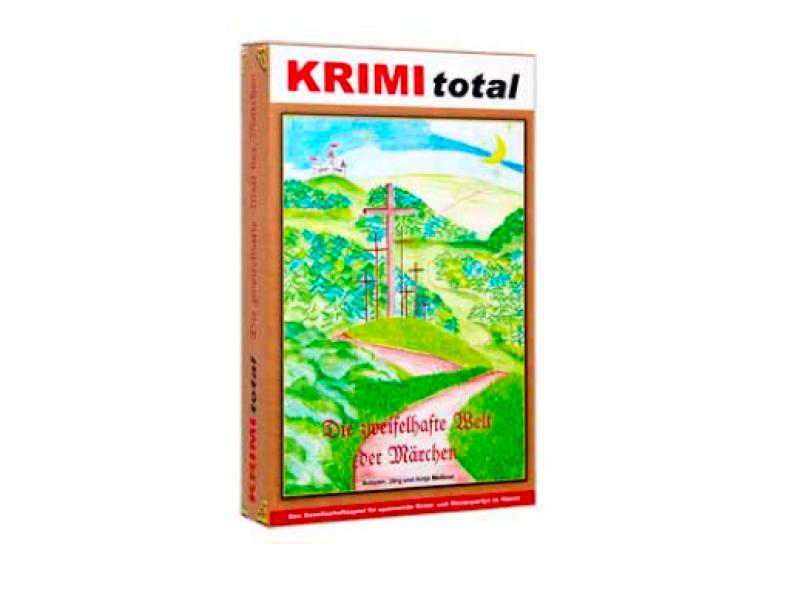 19582 Krimidinner Spiel: Märchen