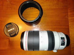19659 Canon EF 100-400 1:4.5-5.6 L IS II