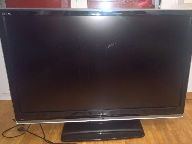 Flatscreen Fernseher
