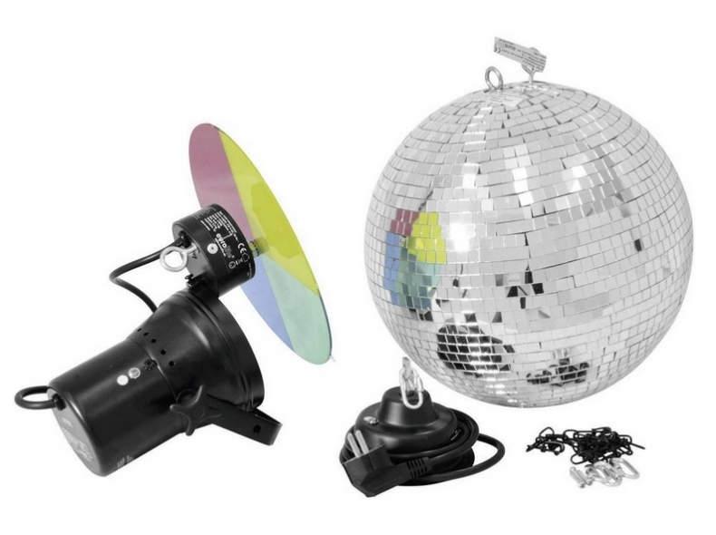 19763 Spiegel-Discokugel