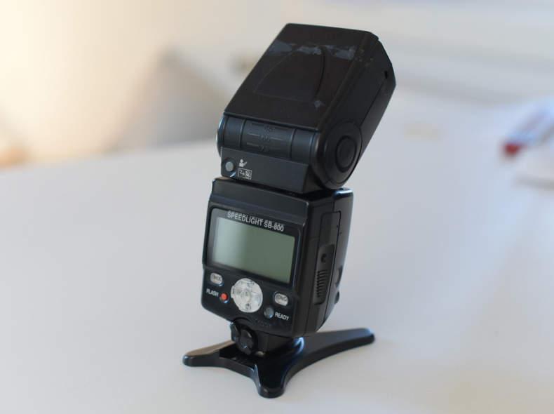 19828 Nikon Speedlight SB-800 Blitz