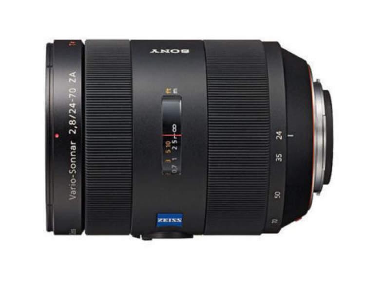 19840 Sony Zeiss 24 - 70mm 2.8 Objektiv