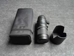19927 SIGMA70-200mm Objektiv Canon Kamera
