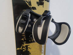 19983 Snowboard Fanatic ca. 155cm gross