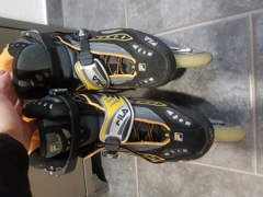 19985 Rollerblades Skates Fila Gr. 42