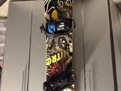 20019 Kindersnowboard, Nitro