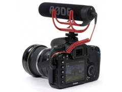 20081 Mikrofon Videomic GO