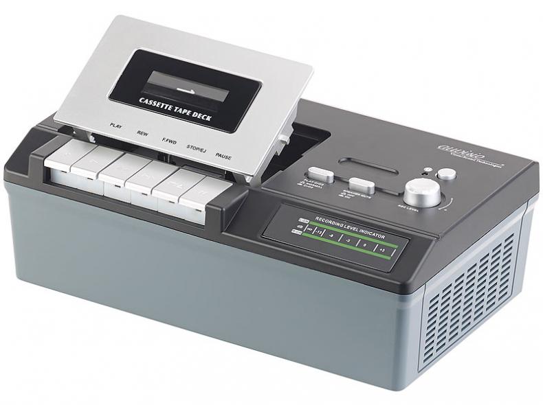 20155 auvisio USB-Kassettenplayer