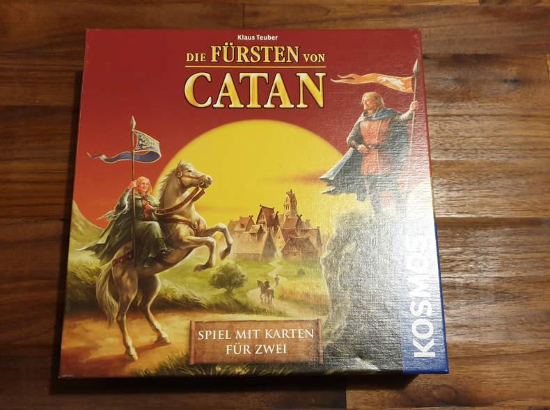 20190 Die Fürsten von Catan - Das Duell