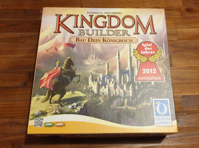 20192 Kingdom Builder