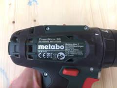 20313 Akku Bohrmaschine Metabo